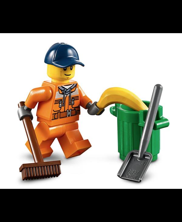 LEGO® City Street Sweeper
