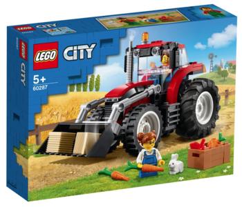 LEGO® City Tractor