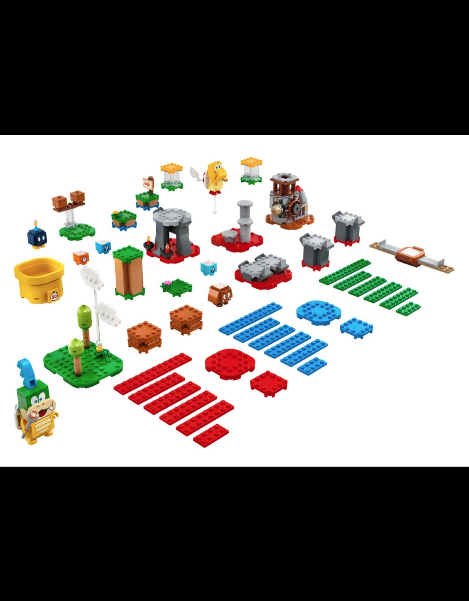 LEGO® LEGO® Super Mario™ Master Your Adventure Maker Set