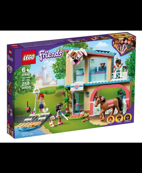LEGO® Heartlake City Vet Clinic