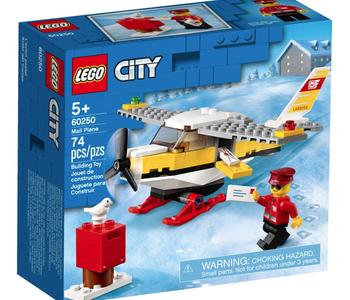 LEGO® City Mail Plane