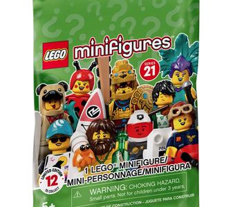 LEGO® Minifigures Series 21
