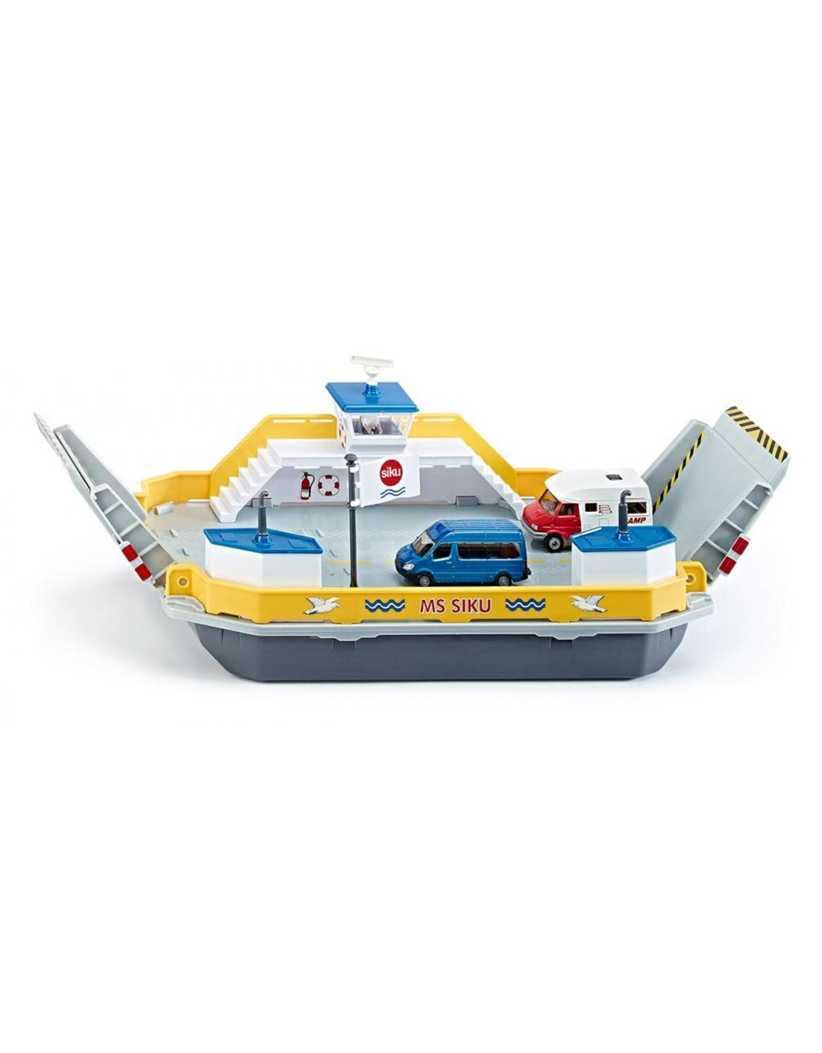 Siku Siku Car Ferry