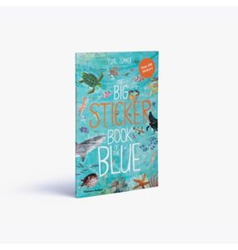 Thames & Hudson The Big Sticker Book of the Blue