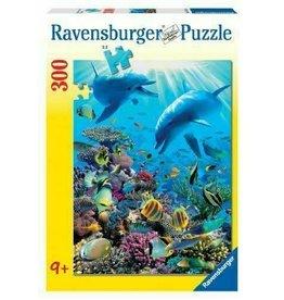 Ravensburger Underwater Adventure 300pc Puzzle