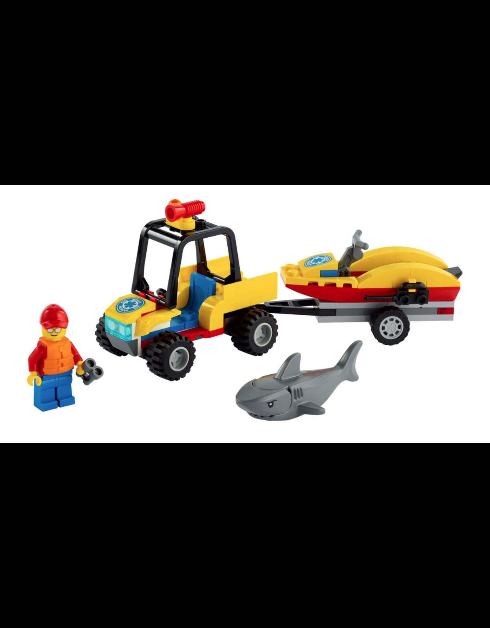 LEGO® LEGO® City Beach Rescue ATV