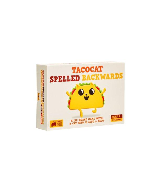 TACOCAT Spelled Backwards Game