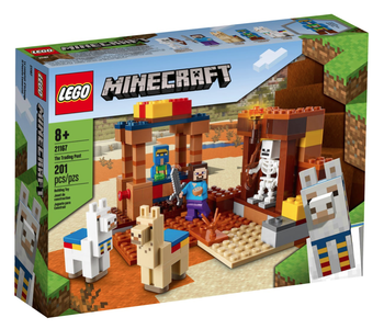 LEGO® Minecraft™ The Trading Post