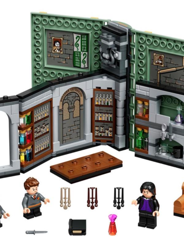 LEGO® LEGO® Harry Potter™ Hogwarts™ Moment: Potions Class