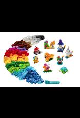LEGO® LEGO® Classic Creative Transparent Bricks