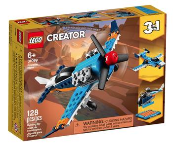 LEGO® Creator 3in1 Propeller Plane
