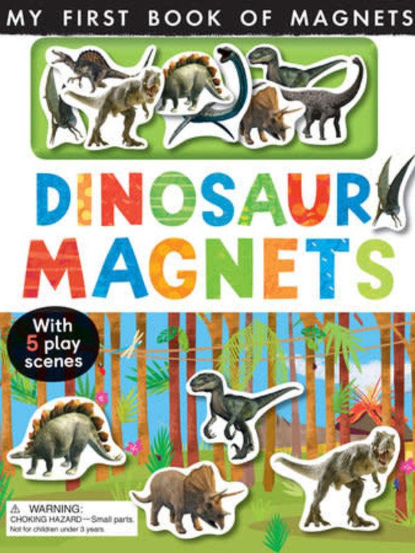 Tiger Tales Dinosaur Magnets w 5 Play Scenes