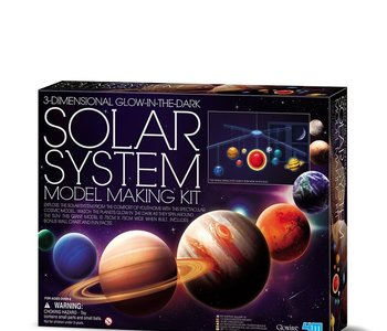 3D Solar System Model Making Kit