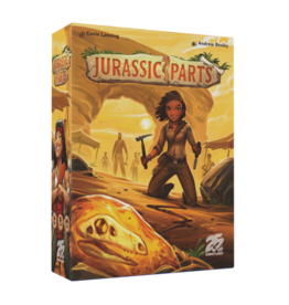 25th Century Games Jurassic Parts Game