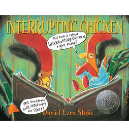 Candlewick Interupting Chicken