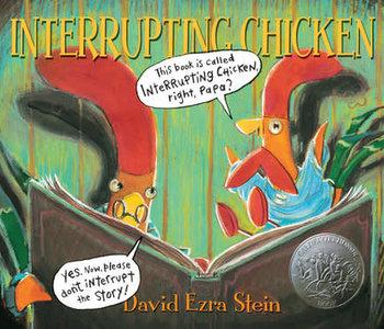 Interupting Chicken