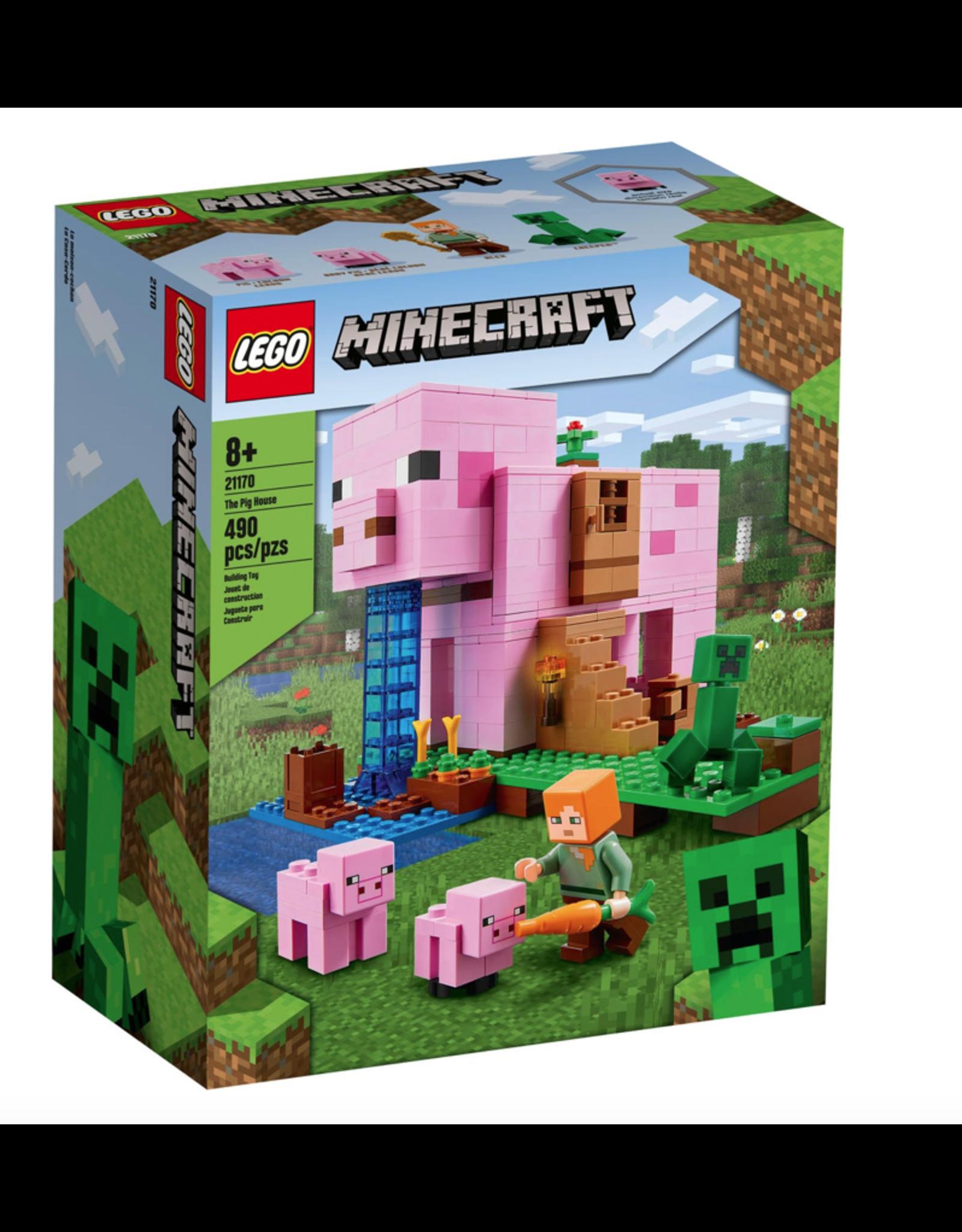 LEGO® LEGO® Minecraft™ The Pig House
