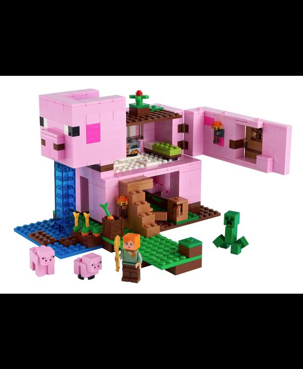 LEGO® Minecraft™ The Pig House