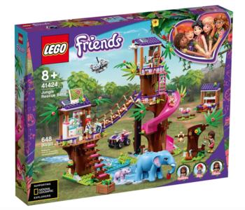 LEGO® Friends Jungle Rescue Base