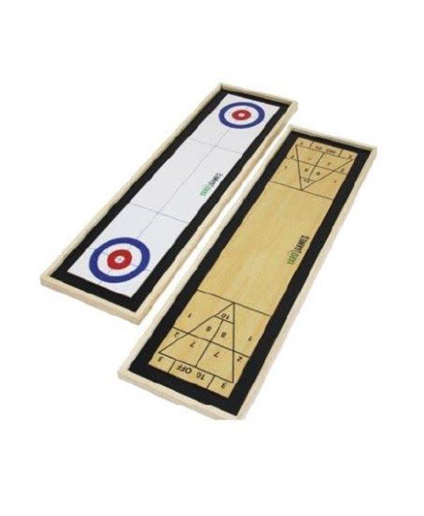 Curling/Shuffleboard