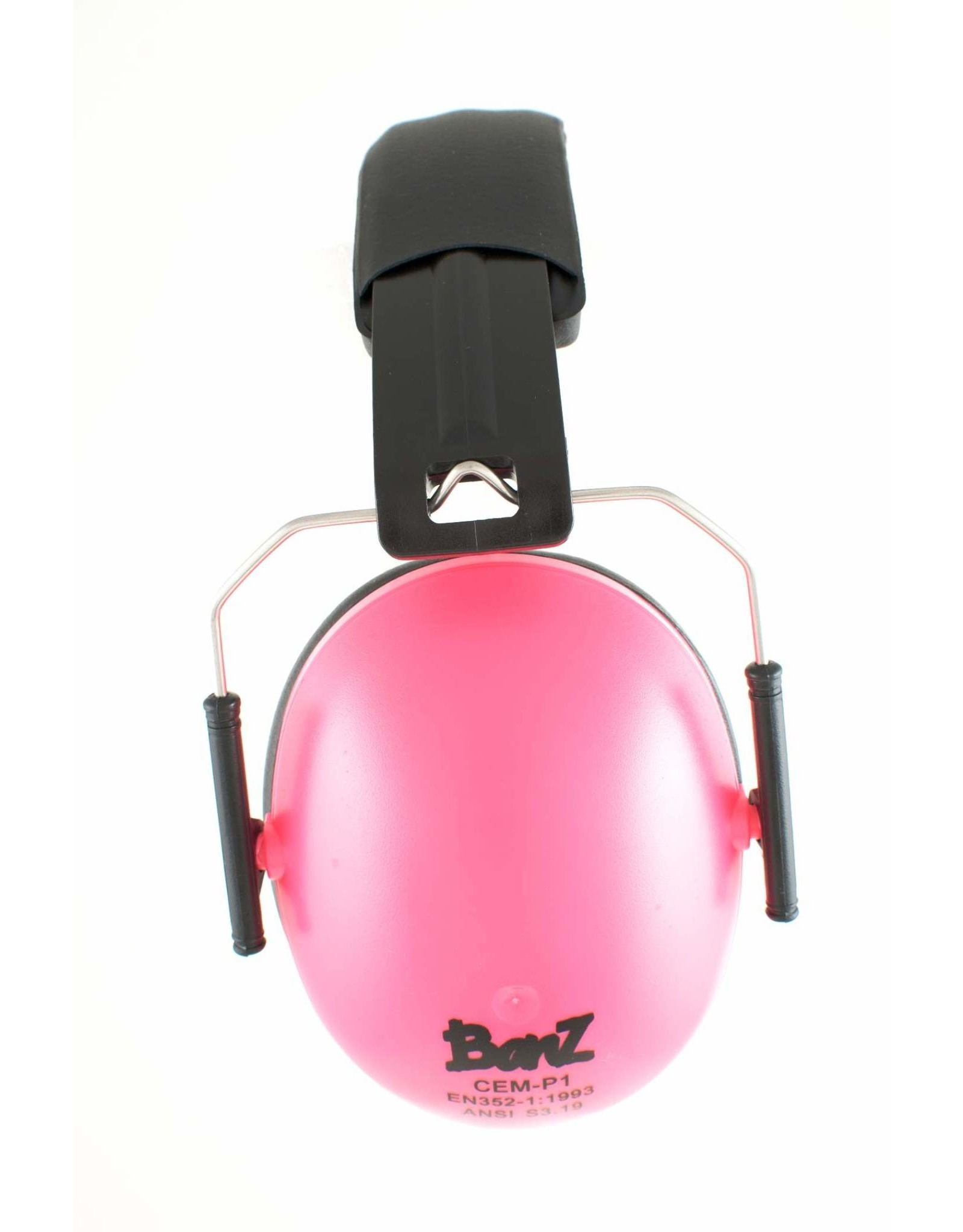 Banz Banz Earmuffs Petal Pink 2-10yrs