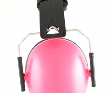 Banz Earmuffs Petal Pink 2-10yrs
