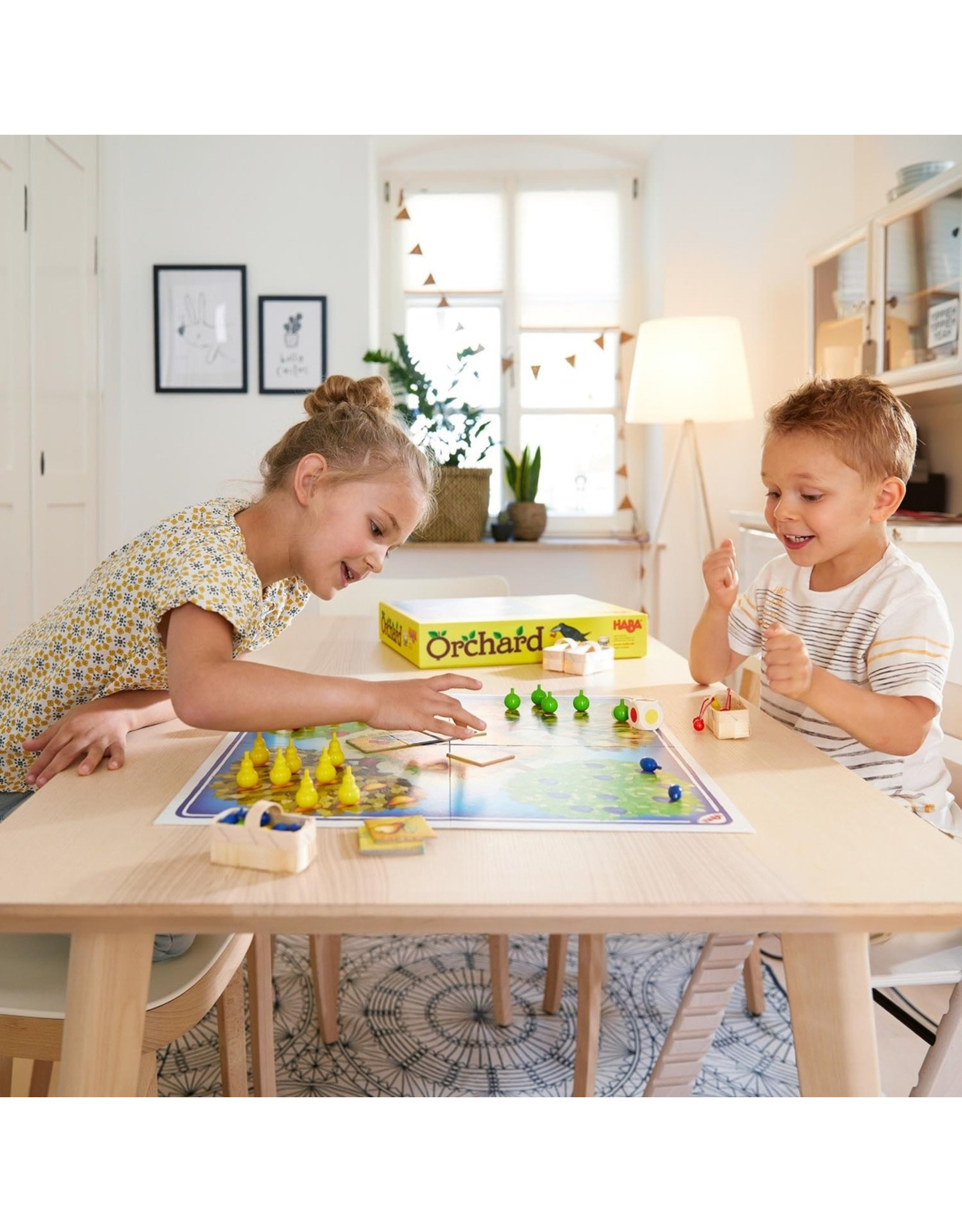 HABA The Orchard Game