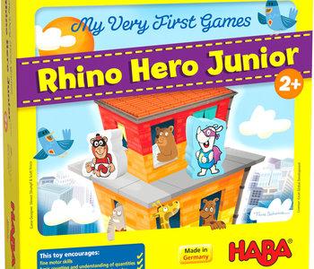 Rhino Hero Junior Game