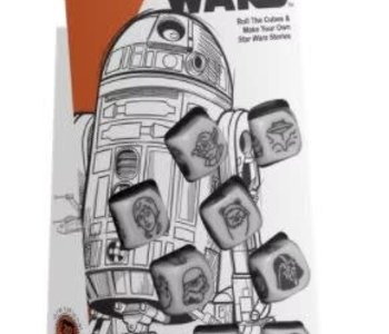 Star Wars Rory's Story Cubes