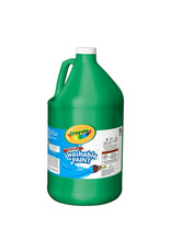 Crayola Crayola Washable Paint 3.79L Green