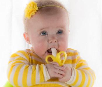 Baby Banana Brush Infant Toothbrush