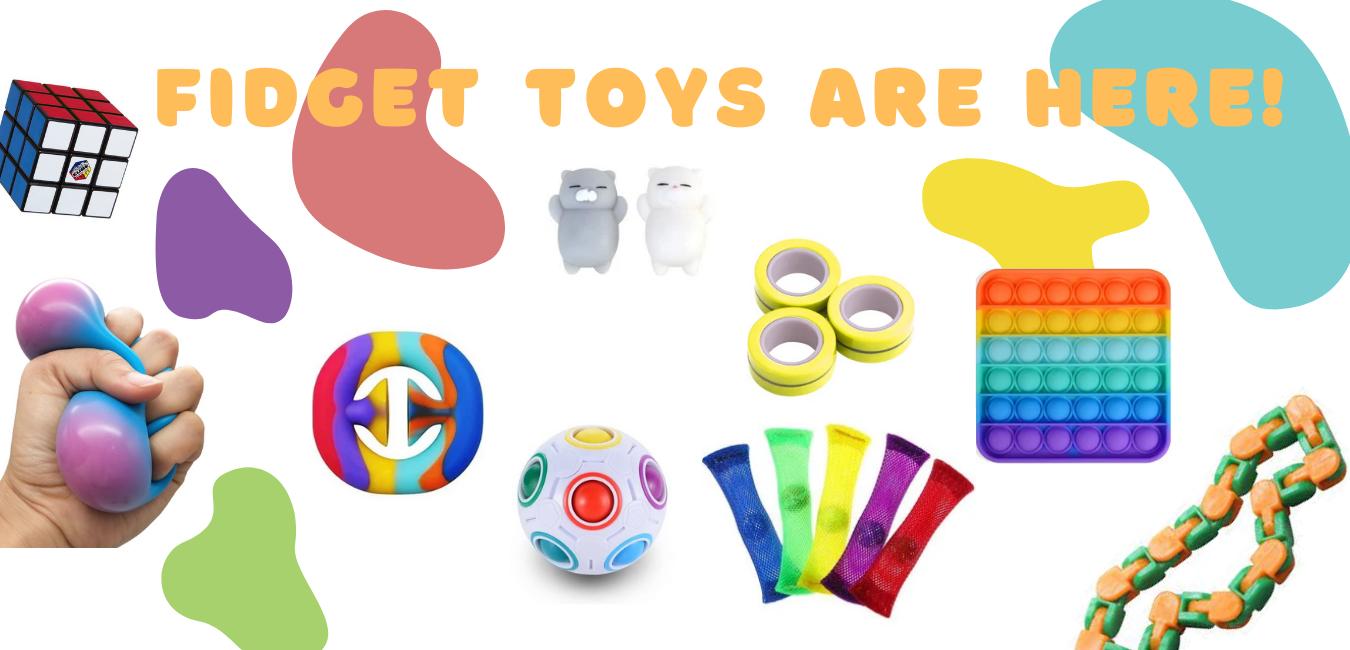 Fidget Sensory Toys