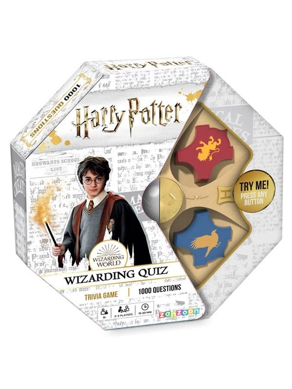 WIZARDING QUIZ Harry Potter Wizarding Quiz Trivia Game