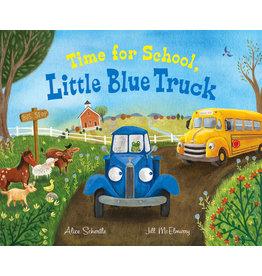 Houghton Mifflin Harcourt Time for School, Little Blue Truck