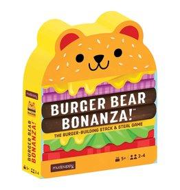 Mudpuppy Burger Bear Bonanza! Game