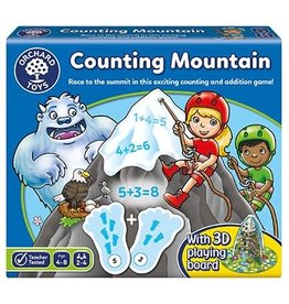 ORCHARD TOYS Counting Mountain Math Game