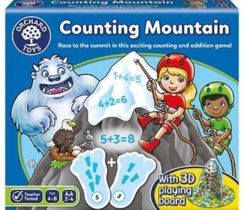 Counting Mountain Math Game