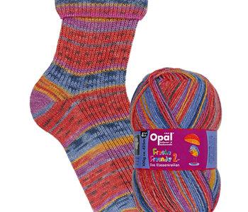Opal Sock 4ply - Else Has a Chauffeur/9951