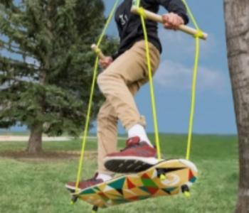 Slackers Skate Swing