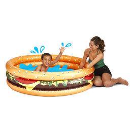 Big Mouth Tasty Cheeseburger Lil' Pool