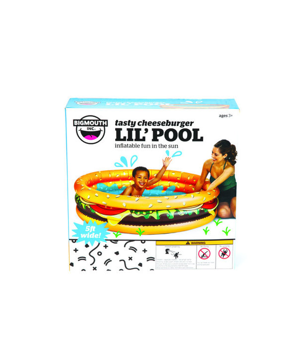 Tasty Cheeseburger Lil' Pool