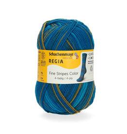 Regia REGIA 4 Ply -Blue Stripes/3707