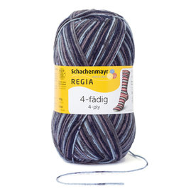 Regia Regia 4 ply Snowstar/7709