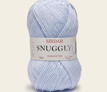 Sirdar Snuggly DK - Pastel Blue/321
