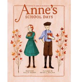 Tundra Anne's School Days