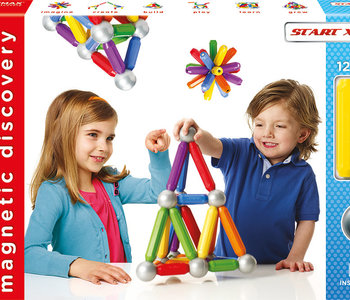 Smartmax Magnetic Building Toy 42 pc