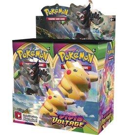 Pokemon POKEMON Voltage Booster Trading Card