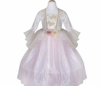 Golden Rose Princess Dress Ages 3-4