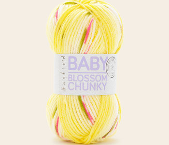 Hayfield Baby Blossom Chunky- Pretty Primrose/357