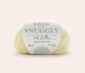 Sirdar Snuggly 100% Cotton - Vanilla/770